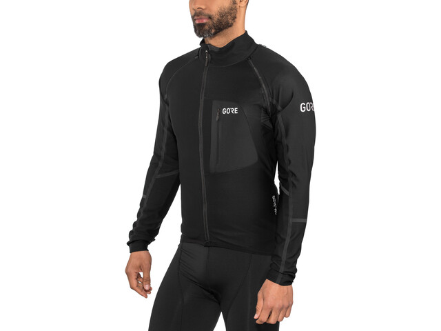 GORE WEAR C7 Pro Gore Windstopper Afrits Jersey Heren, black
